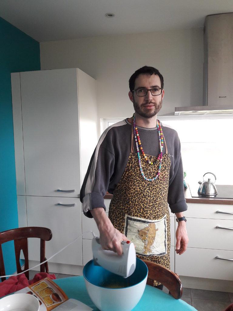 Cuisine léopard